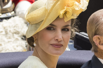 Queen Letizia State Visit Of The King And Queen Of Spain - Day 1