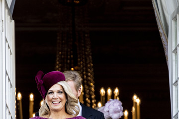 Queen Máxima Dutch Royal Family Attends Prinsjesdag 2019 In The Hague