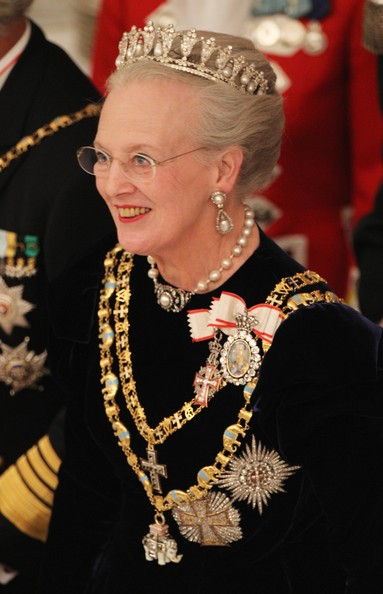 Queen Margrethe Ii Photos Photos Queen Margrethe Ii Of Denmark Celebrates 40 Years On The