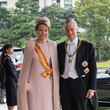 Queen Mathilde Enthronement Ceremony Of Emperor Naruhito In Japan