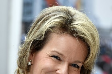 Queen Mathilde In Focus: The Royal Week