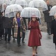 Queen Mathilde of Belgium King Philippe Of Belgium And Queen Mathilde Attend The 75th Battle Of The Bulge Anniversary Remembrance Ceremony In Bastogne