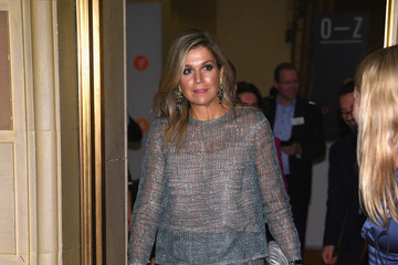 Queen Maxima Goalkeepers: The Global Goals Awards 2017