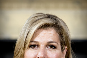 Queen Maxima Queen Maxima Of The Netherlands Attends Jubilee Money Wise In The Hague