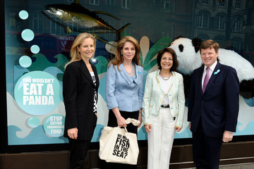 Queen Noor World Oceans Day Summit Launches at Selfridges, London