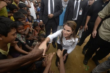 Queen Rania The Royal Week: October 23 - October 29