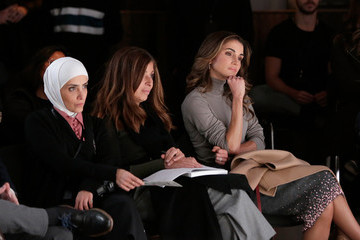 Queen Rania The Business of Fashion Presents VOICES 2017 - Day 1