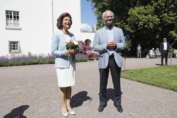 Queen Silvia King Carl Gustaf Pictures Photos Images Zimbio