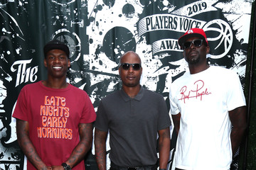 Quentin Richardson Darius Miles Players' Night Out 2019 Hosted By The Players' Tribune