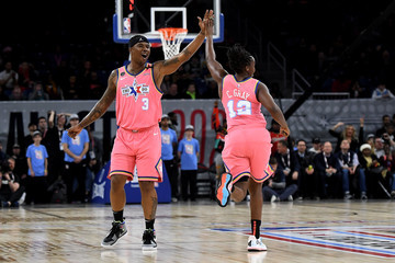 Quentin Richardson 2020 NBA All-Star - Celebrity Game Presented By Ruffles
