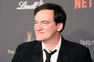 Quentin Tarantino 2016 Weinstein Company And Netflix Golden Globes After Party - Arrivals