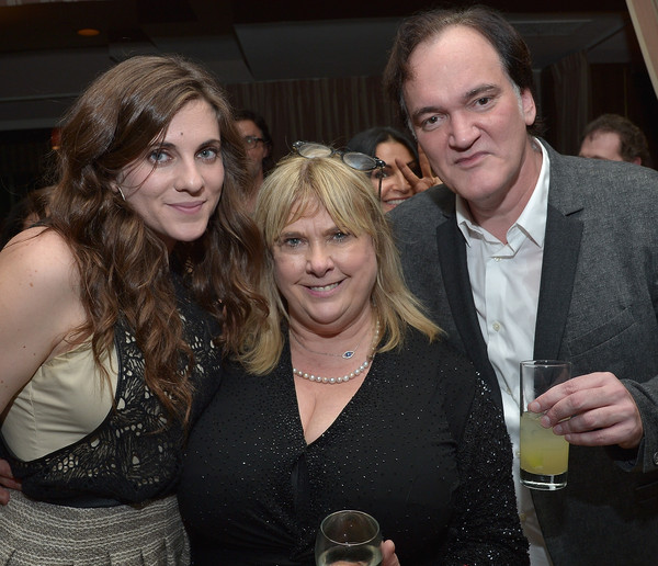 'The Hateful Eight' Celebration With Quentin Tarantino and Filmmakers