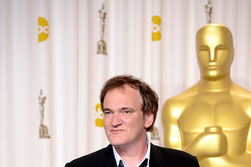 Quentin Tarantino 85th Annual Academy Awards - Press Room