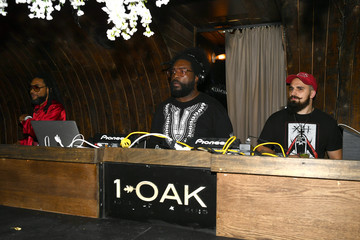 Questlove Genesis Presents The Official Harper's Bazaar Icons G-Seventies After Party