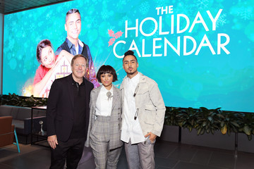 Quincy Brown 'The Holiday Calendar' Special Screening Los Angeles