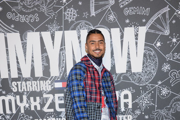 Quincy Brown TOMMYNOW New York Fall 2019 - Front Row And Atmosphere