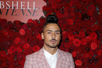 Quincy Brown Victoria's Secret Angel Sara Sampaio Hosts The Bombshell Intense Launch Party