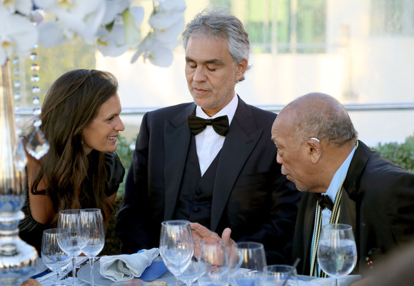 Alfred Mann Foundation's an Evening Under the Stars With Andrea Bocelli