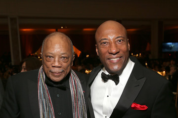 Quincy Jones Byron Allen's Oscar Gala Viewing Party To Support The Children's Hospital Los Angeles - Inside