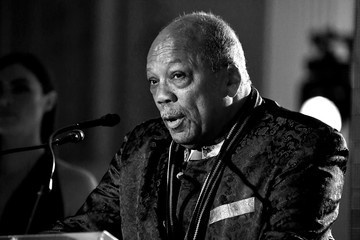 Quincy Jones HOLD for Spotify