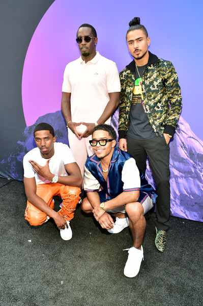 Revolt And AT&T Host Revolt 3-Day Summit In Atlanta – September 14 [social group,youth,fashion,fun,photography,cool,eyewear,team,photo shoot,leisure,sean ``diddy combs,christian combs,justin combs,quincy,revolt,atlanta,georgia,at t,host revolt,at t summit]