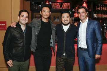 Quincy Smith 'Star Trek Beyond' Silicon Valley Screening Series Event Hosted by The Hollywood Reporter and Code Advisors