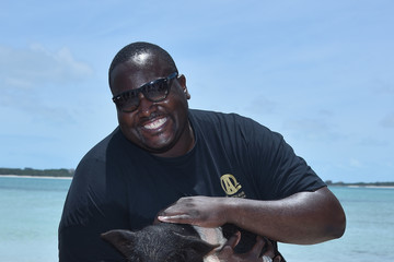 Quinton Aaron Sandals Emerald Bay Celebrity Getaway And Golf Weekend - Day Two Island Routes Caribbean Adventure Tour