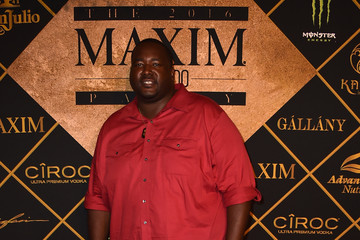 Quinton Aaron Maxim Hot 100 Party - Arrivals