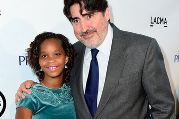 Quvenzhane Wallis Guests Arrive to a Screening of GKIDS' 'Kahlil Gibran's The Prophet'