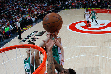 R.J. Hunter Boston Celtics v Atlanta Hawks - Game Five
