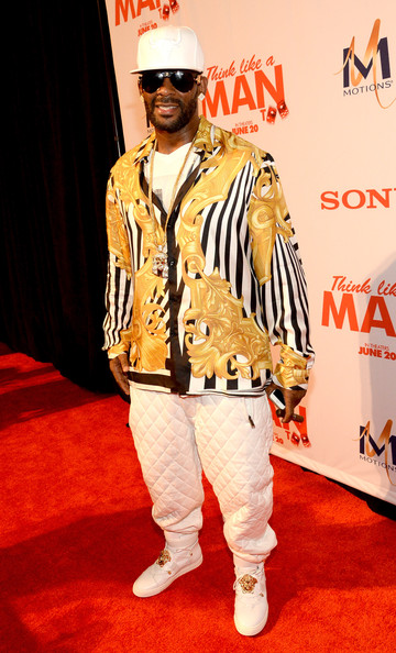 R. Kelly - 'Think Like a Man Too' Screening in Atlanta