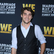 RJ Mitte WE Tv Celebrates The Premiere Of 'Marriage Boot Camp'