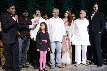 Vikram 'Raavan' Bollywood Movie Launch