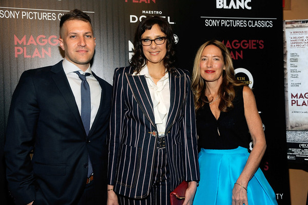 Montblanc and the Cinema Society Host a Screening of Sony Pictures Classics' 'Maggie's Plan' - Arrivals