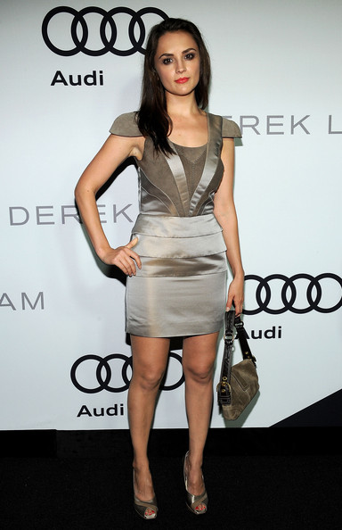 Rachael Leigh Cook Photos Photos Audi And Derek Lam Kick