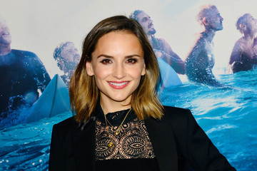 Rachael Leigh Cook HBO's 'Momentum Generation' Premiere - Arrivals