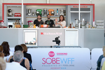Rachael Ray John Cusimano Goya Foods Grand Tasting Village Featuring MasterCard Grand Tasting Tents & KitchenAid® Culinary Demonstrations - 2016 Food Network & Cooking Channel South Beach Wine & Food Festival presented by FOOD & WINE