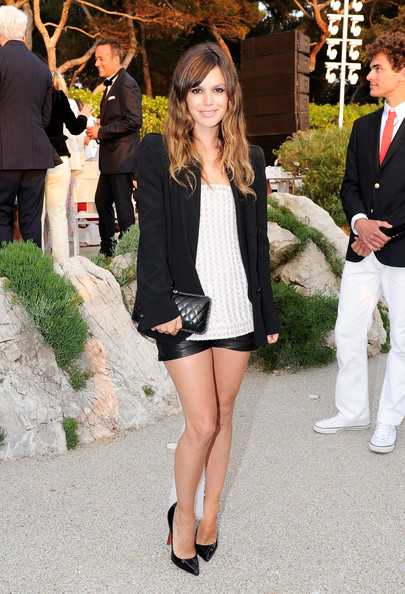 Rachel Bilson Rachel Bilson attends the Chanel Collection Croisiere Show 2011-12 at the Hotel du Cap on May 9, 2011 in Cap d'Antibes, France.