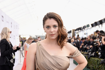Rachel Bloom 25th Annual Screen Actors Guild Awards - Red Carpet