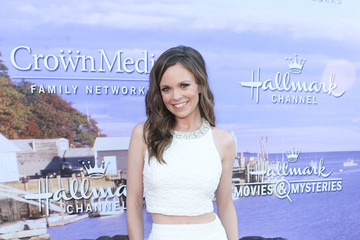 Rachel Boston Hallmark Channel and Hallmark Movies and Mysteries Summer 2016 TCA Press Tour Event - Arrivals