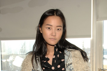 Hyoni Kang Rachel Comey - Front Row & Backstage - Fall 2011 Mercedes-Benz Fashion Week