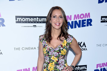 Rachel Feinstein Momentum Pictures With the Cinema Society Host a Screening of 'Fun Mom Dinner'- Arrivals