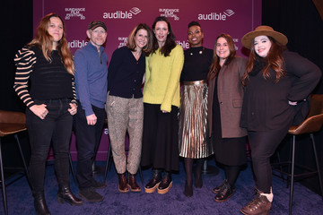 """Rachel Ghiazza """"How We Made It"""" Panel, Hosted By The Los Angeles Times At The Audible Speakeasy - 2020 Sundance Film Festival"""