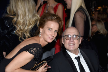 Rachel Griffiths 25th Annual Elton John AIDS Foundation's Oscar Viewing Party - Inside