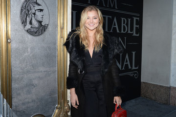 Rachel Hilbert American Express Celebrates the New Platinum Card With Hamilton Takeover Experience in New York City