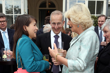 Rachel Khoo Camilla Parker Bowles Attends First Solo Overseas Engagement