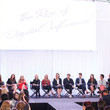 Rachel Martino 3rd Annual BeautyCon Summit Presented By ELLE Magazine At Pier 36 In New York City