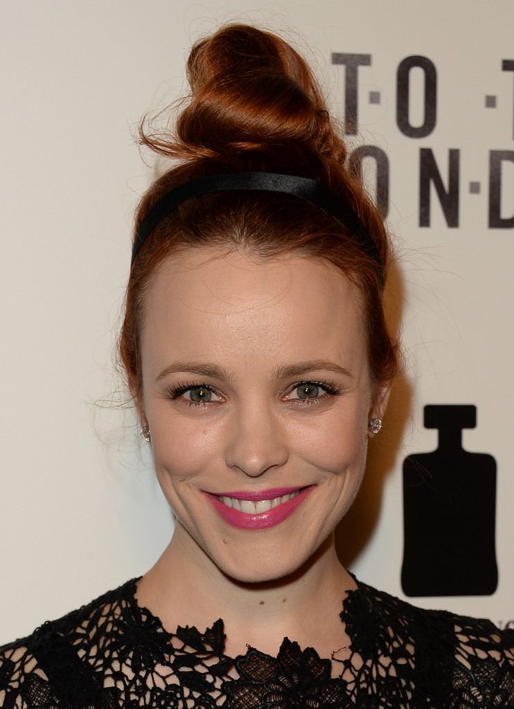 The EXACT Beauty Products Rachel McAdams Used to Get This Pretty Look