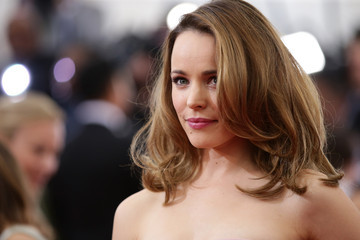 "Rachel McAdams ""Charles James: Beyond Fashion"" Costume Institute Gala - Candids"