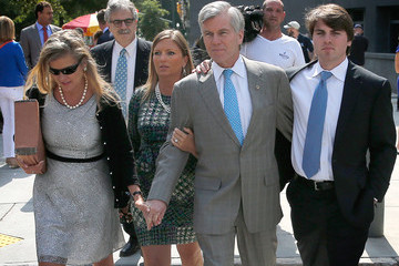 Rachel McDonnell Bob McDonnell's Trial Continues in Richmond